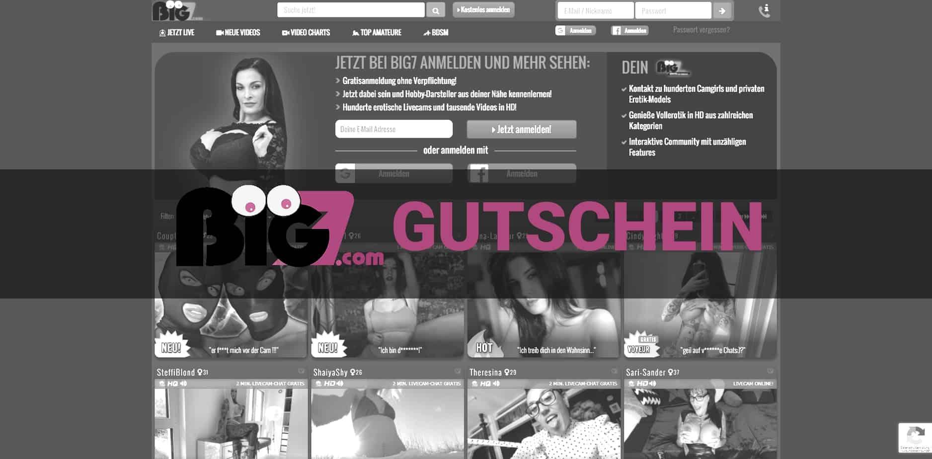 Big7.com Gutschein