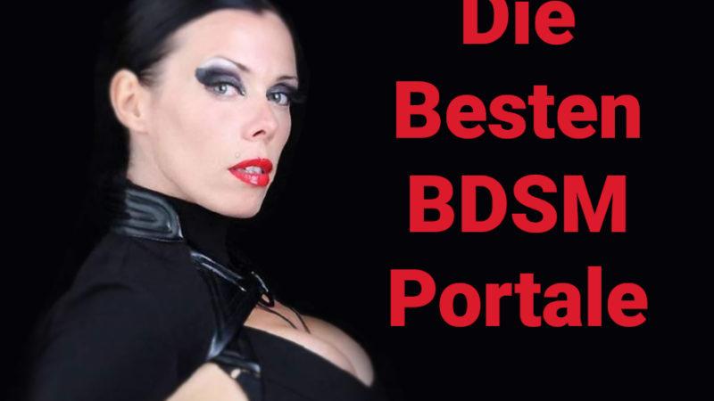 Die 6 besten Seiten für BDSM Live Cam und Fetisch Cam Chat