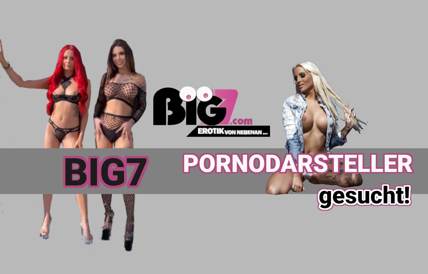 Pornodarsteller gesucht – Echte Pornoamateure ficken