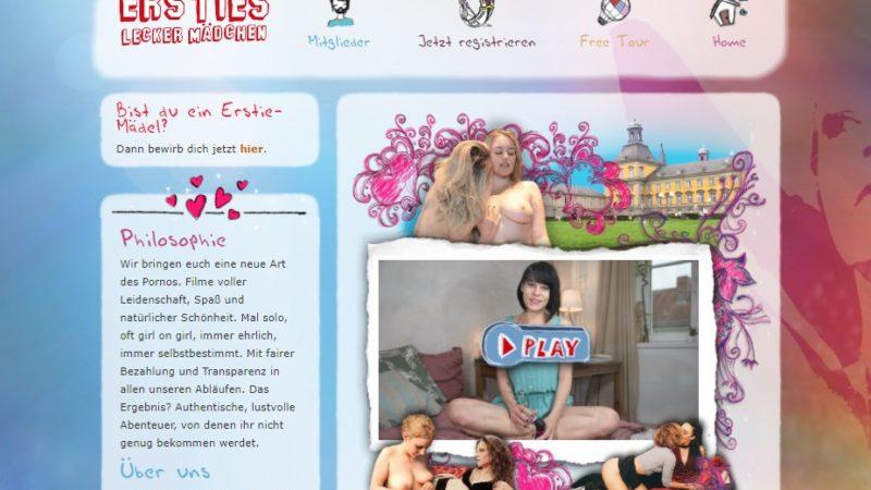 Ersties.com – Amateursex mit privaten Girls